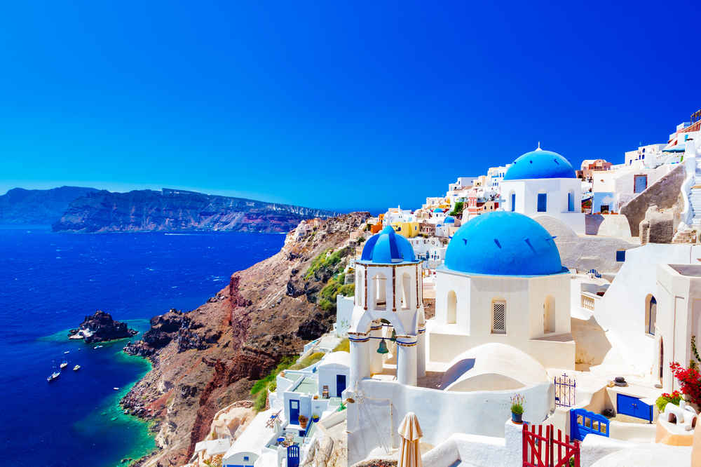 You Can Get Paid to Take a 9-Day Trip Through Greece