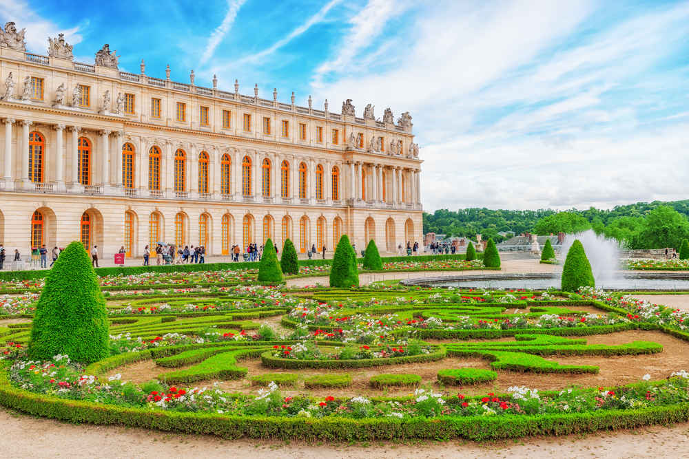 Soon You Can Have a Sleepover Party at the Palace of Versailles