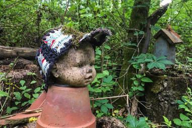 Doll's Head Trail