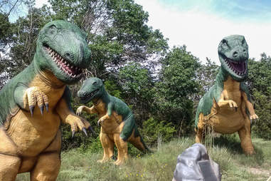 Dinosaur World, Kentucky