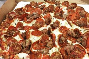 poor junior's pizza