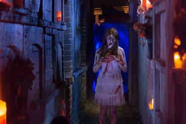 RISE Haunted House