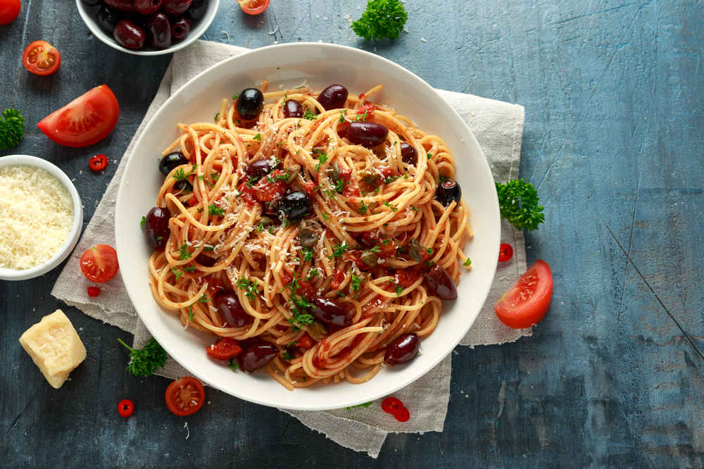 Everywhere You Can Get Cheap Food for National Pasta Day