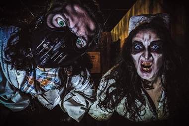 Nightmare's Gate Haunted House