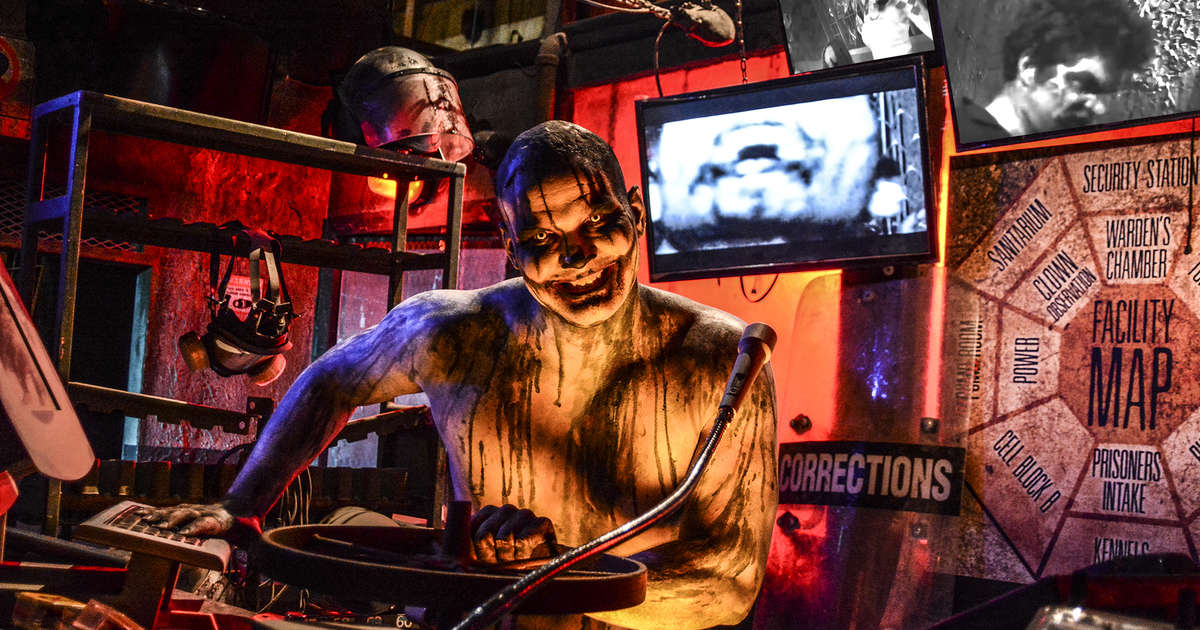Best Haunted Houses In Chicago Scariest Places To Visit Thrillist