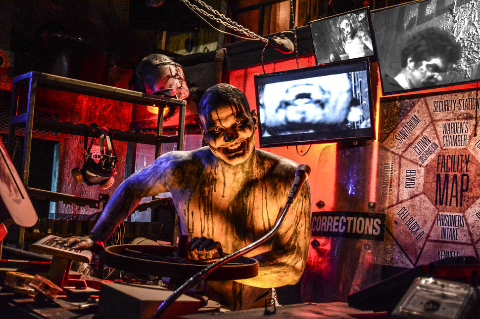 Best Haunted Houses in Chicago