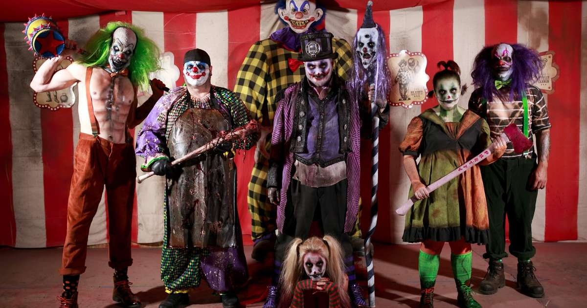 Haunted Attractions In Michigan 2020 Halloween Best Haunted Houses in Michigan: Scariest Places to Visit   Thrillist