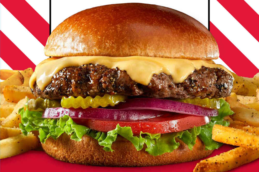 $5 Gets You a Burger & Fries at TGI Friday's Every Day Through November 3