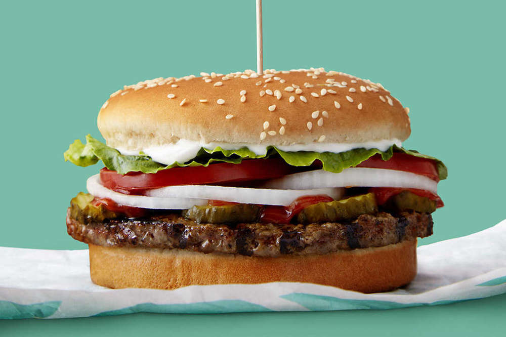 Best Fast Food Plant Based Burgers Using Impossible Beyond Meat More Thrillist
