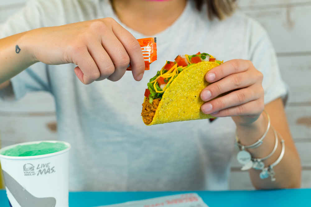 You Can Get Free Taco Bell for a Good Cause