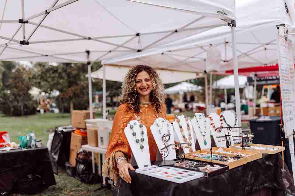 centennial park craft fair