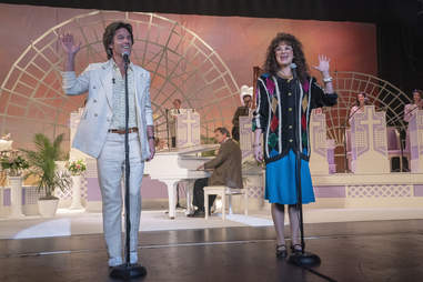righteous gemstones, baby billy, aimee-leigh