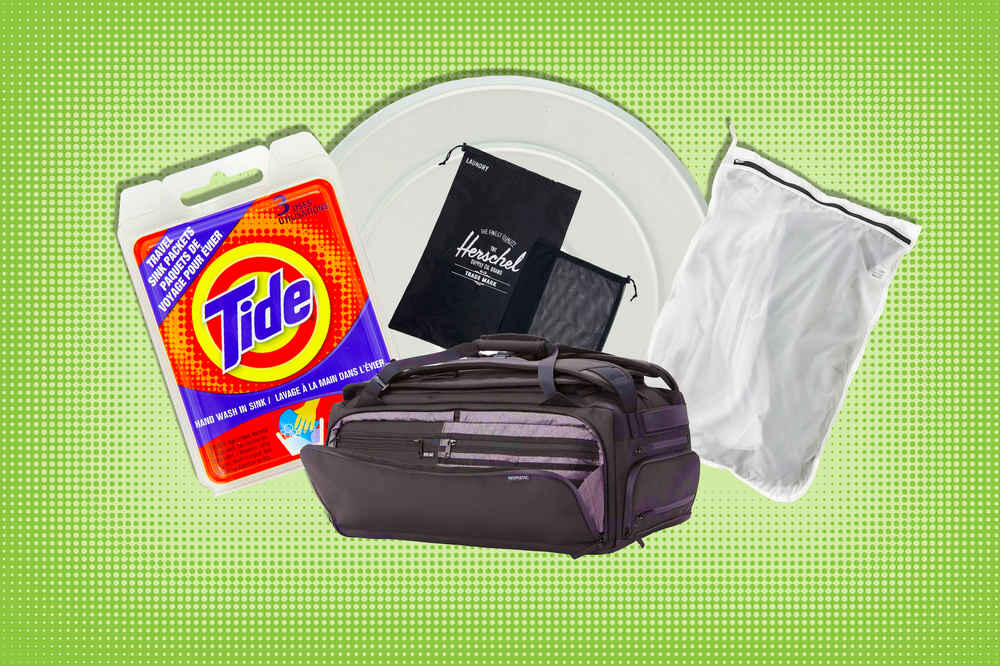 Everything You Need to Easily Do Laundry While Traveling