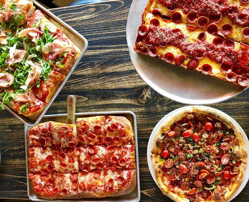 Best Pizza In Las Vegas Pizza Shops With The Best Slices In