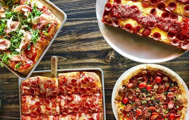 The Best Pizza Joints in Las Vegas
