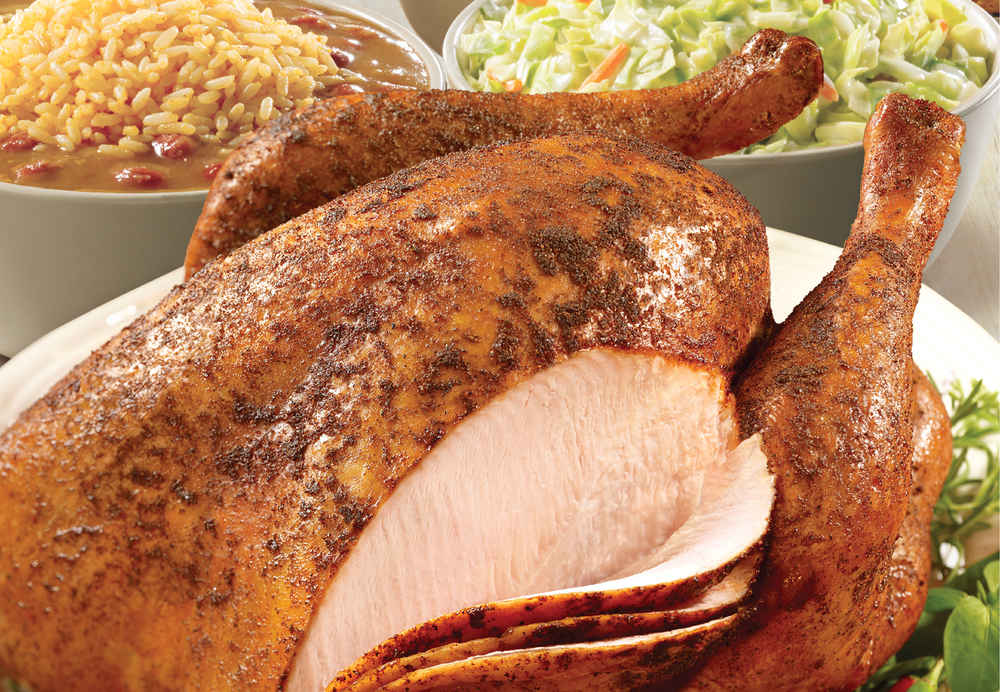 Popeyes Has Turkeys for Thanksgiving, but Still No Word on Chicken Sandwiches