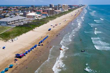 South Padre Island Tropical Travel