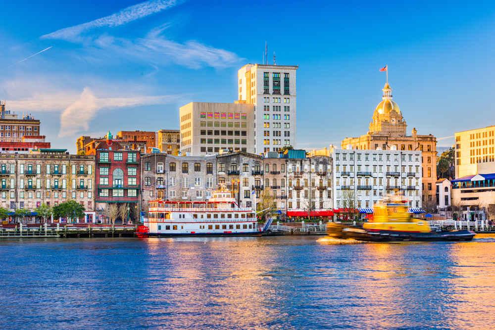 The Best Weekend Getaways Near Charleston