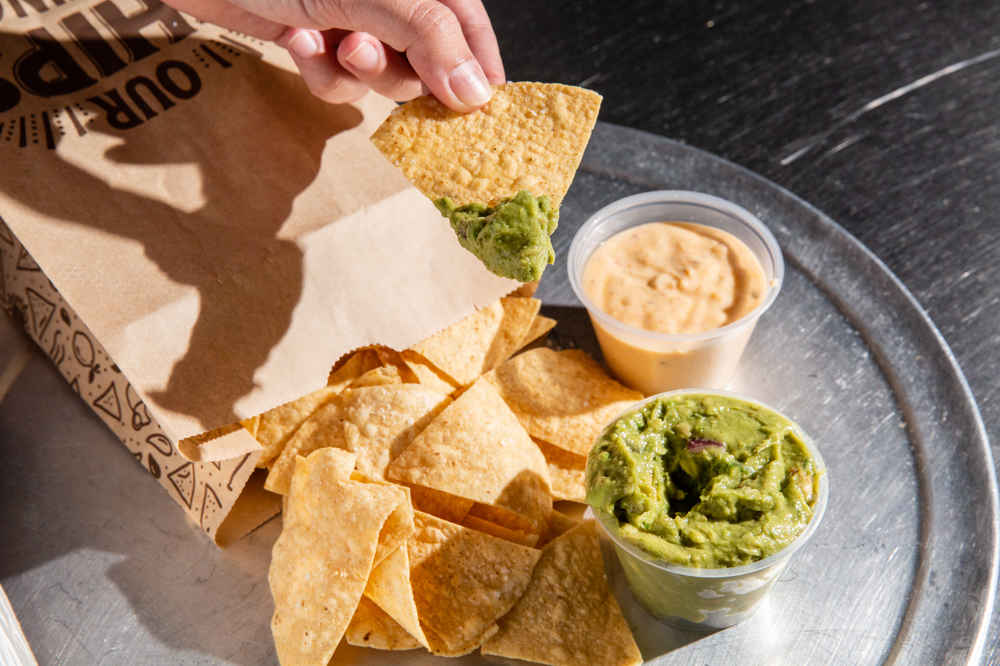 Chipotle Has Free Chips & Guac for the Next Four Days