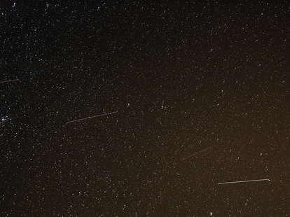 Orionid Meteor shower 2019