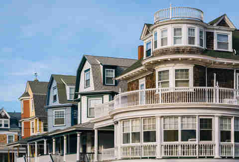 Cape May, New Jersey houses