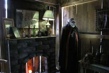 Creepy Hollow Haunted Woods
