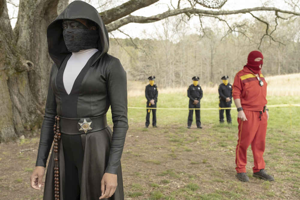 5 Burning Questions We Have After HBO's 'Watchmen' Premiere