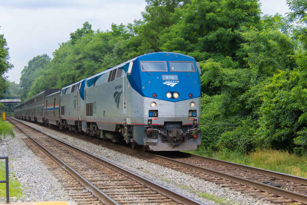 Amtrak Is Offering Half-Price Tickets Across the Country