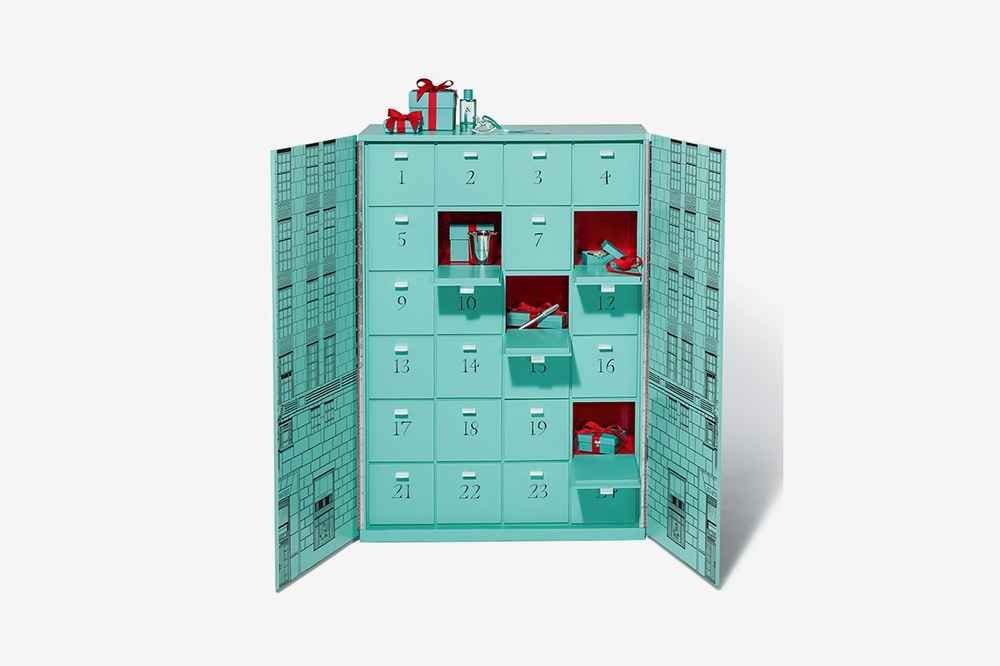 Tiffany & Co. Is Selling a Luxury Advent Calendar and It's, Oh, Only $112,000