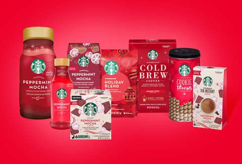 Starbucks Christmas Cups 2019.Starbucks At Home Holiday Products 2019 What S Available To
