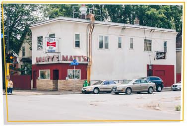 Matt's Bar