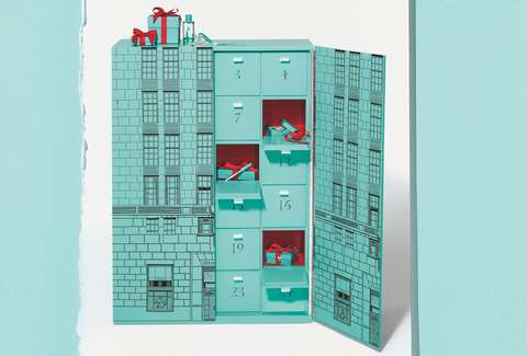 tiffany and co advent calendar
