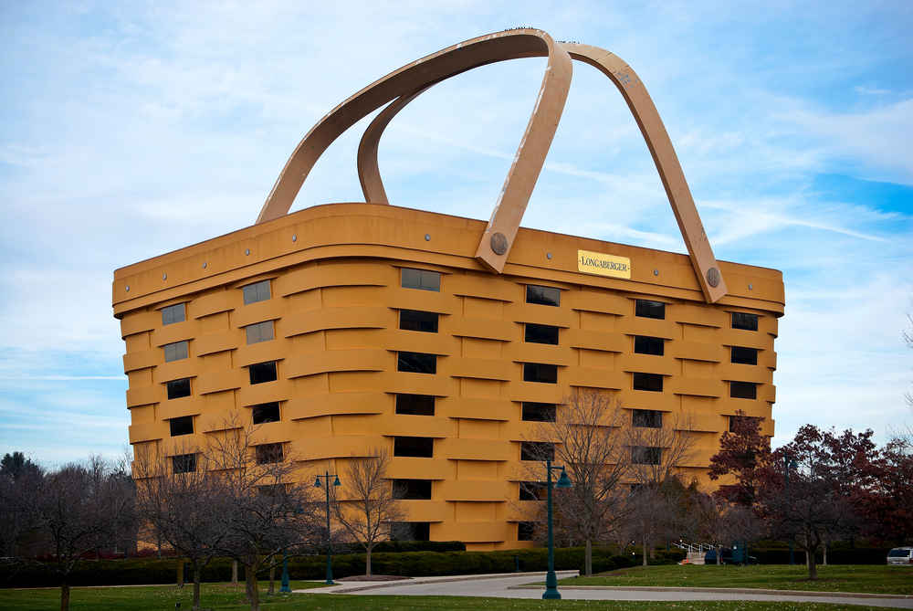 You Can Stay in This Giant New Picnic Basket-Shaped Hotel