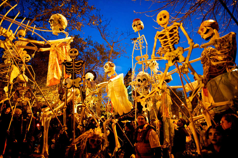 Village Halloween Parade
