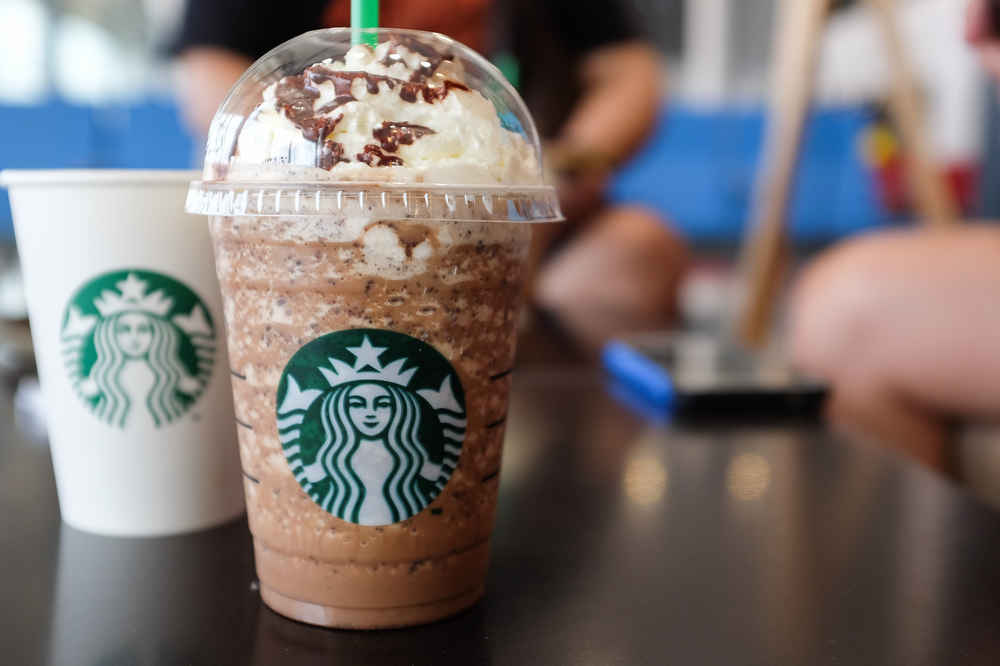 Starbucks Is Giving Out Free Drinks on Thursday & Almost Everything Is Fair Game