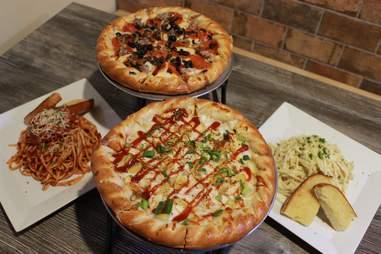 Brick Oven Pizza Hawaii