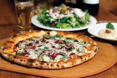 Element Wood Fire Pizza