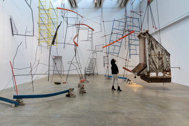 Michelle Lopez exhibit