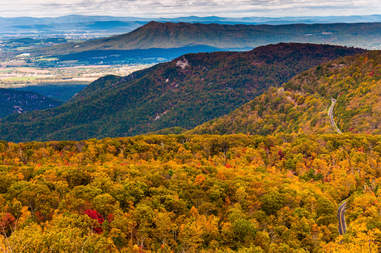 Shenandoah National Park,