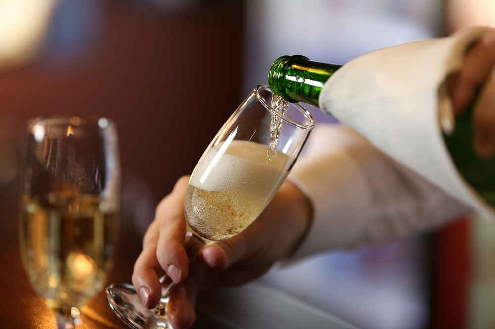 108-Year-Old Woman Says Champagne Is the Key to Long Life