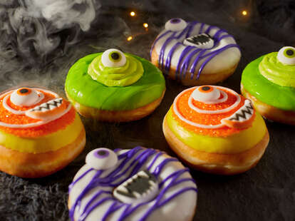 krispy kreme halloween donuts deal