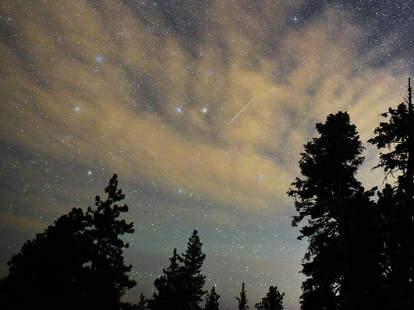 taurid meteor shower 2019