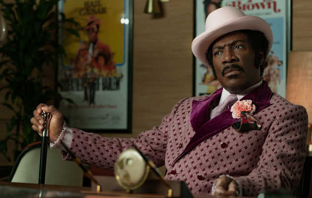 Eddie Murphy's Return in 'Dolemite Is My Name' Pays Tribute to the Legendary Rudy Ray Moore
