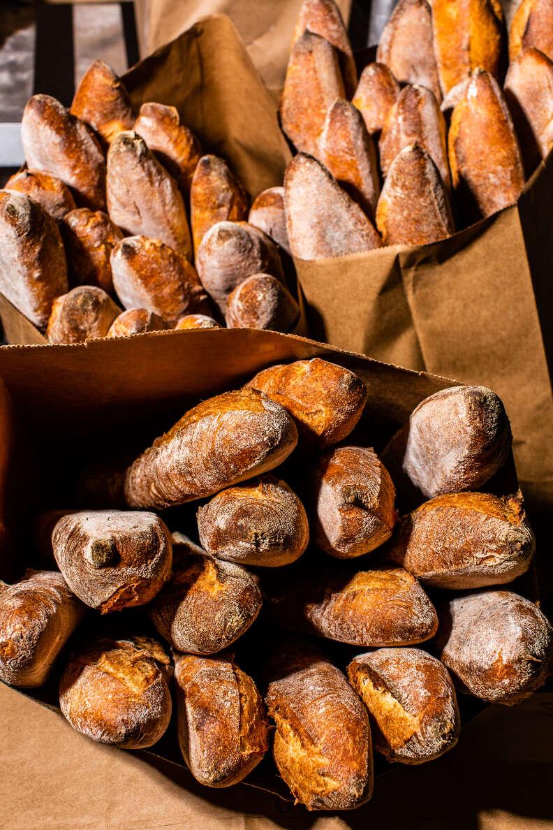 Bub and Grandma's bread
