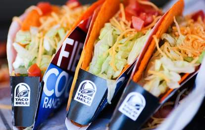 taco bell free tacos steal a base