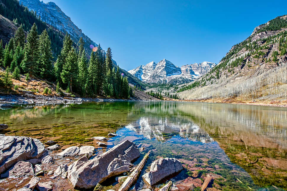 Most Scenic Peaks In Colorado S Rocky Mountains For