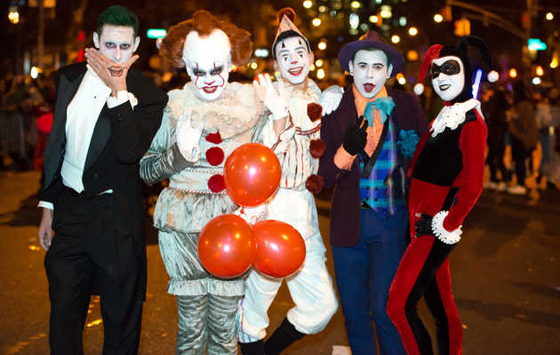 The Best Halloween Thrills and Chills in NYC Today