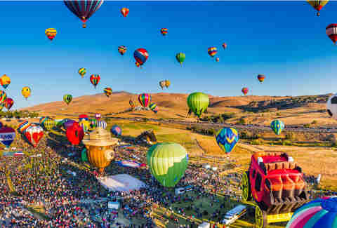 Great Reno Balloon Race