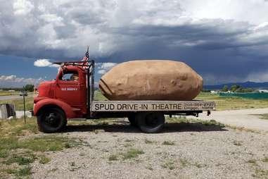 spud drive-in