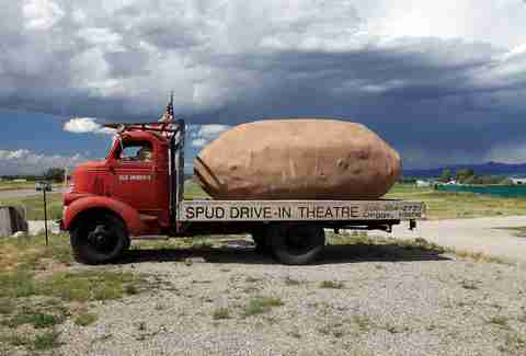 spud drive-in